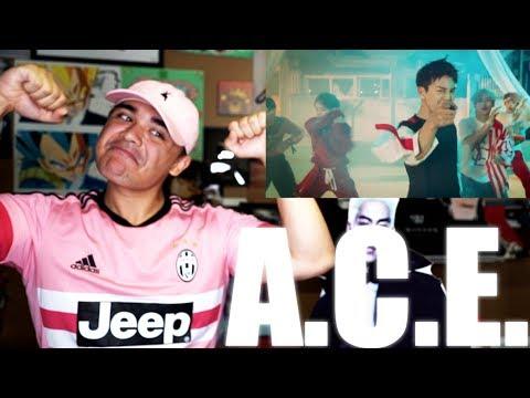 A.C.E. - CACTUS MV Reaction
