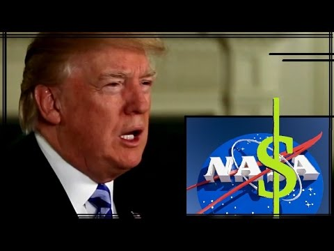 Trump signs NASA bill  2017 / President's Weekly Address NASA / Funding