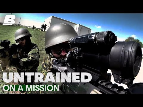 """""""DIT IS GEEN CALL OF DUTY"""" 