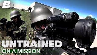 """DIT IS GEEN CALL OF DUTY"" 