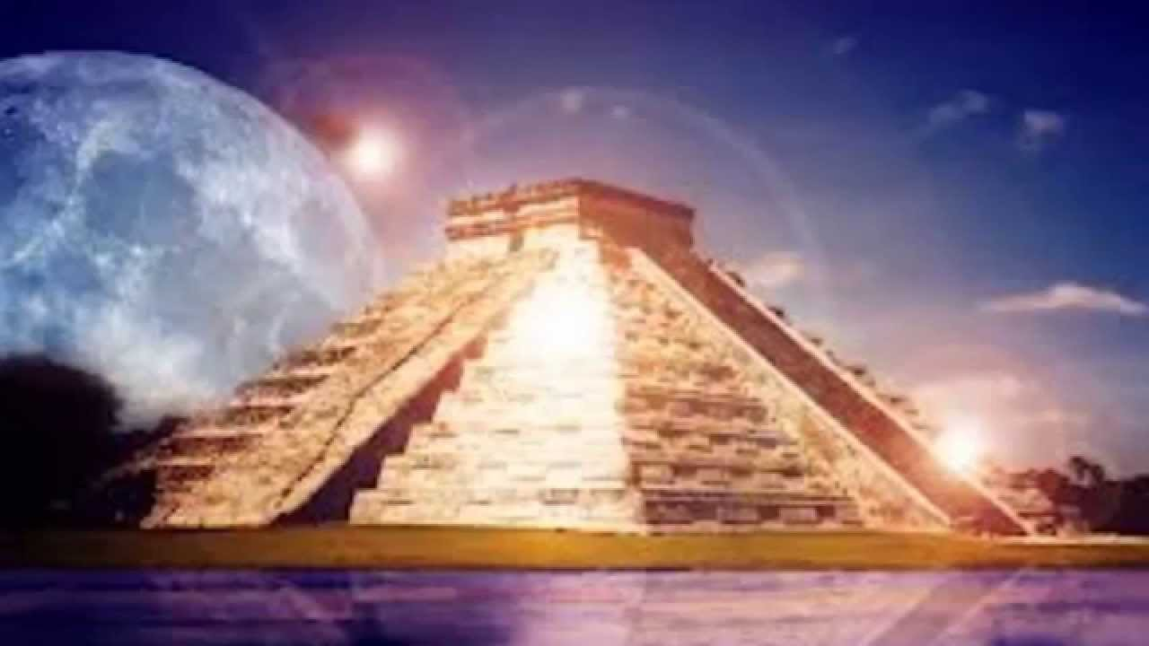 Stop Motion How Maya Pyramids where Build Time lapse 3D ...