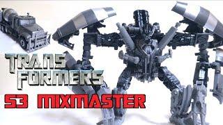 "【Transformers Studio Series Constructicon ""Devastator"" 5/9】SS-53 MIXMASTER wotafa's review"