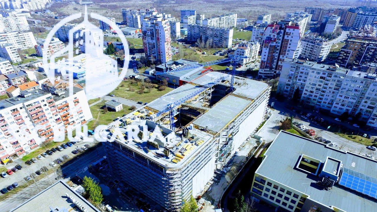 Building 15 Business Park Sofia 11 3 2018 Youtube