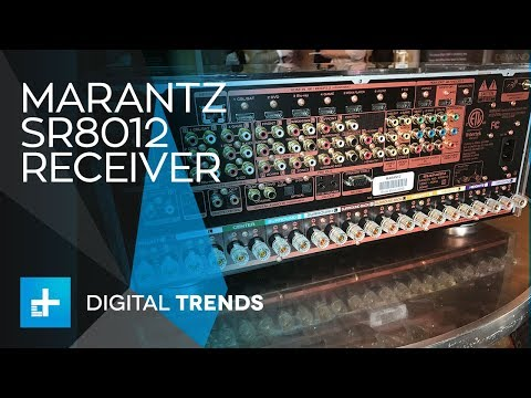 Marantz SR 8012, 7012, 6012, 5012 & AV 7704 Owners thread