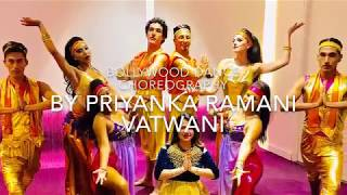 Bollywood Dance Choreography By Priyanka Ramani Vatwani With cabofineinside team in Cabo Mexico