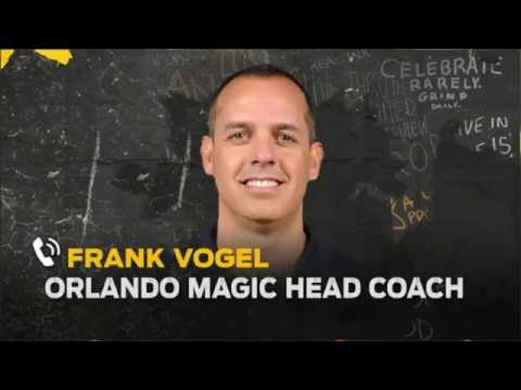 Orlando Magic Head Coach Frank Vogel| THE HERD (FULL INTERVIEW)