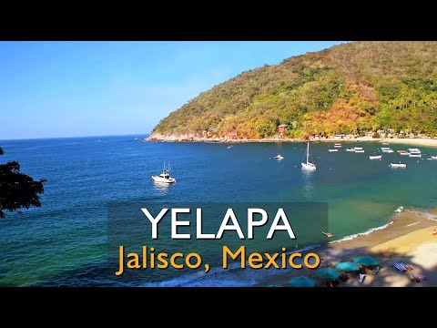 Do you know Yelapa South of Puerto Vallarta in Jalisco Mexico? What To Expect There
