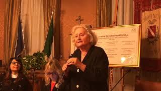 30 anni di Pari Opportunità - L'intervento di Lea Melandri