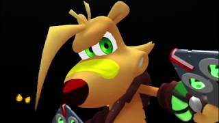 TY the Tasmanian Tiger 3: Night of the Quinkan PC - Trailer/Opening video