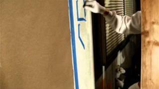 外壁塗装専門店佐倉産業【千葉県佐倉市発】コーキング講習 マスキング説明 thumbnail