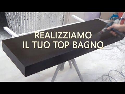 Top bagno su misura youtube - Top bagno su misura ...
