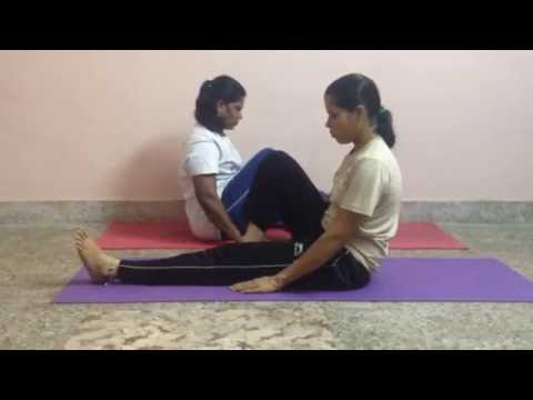 yoga practice for beginners- 1st week (stage)