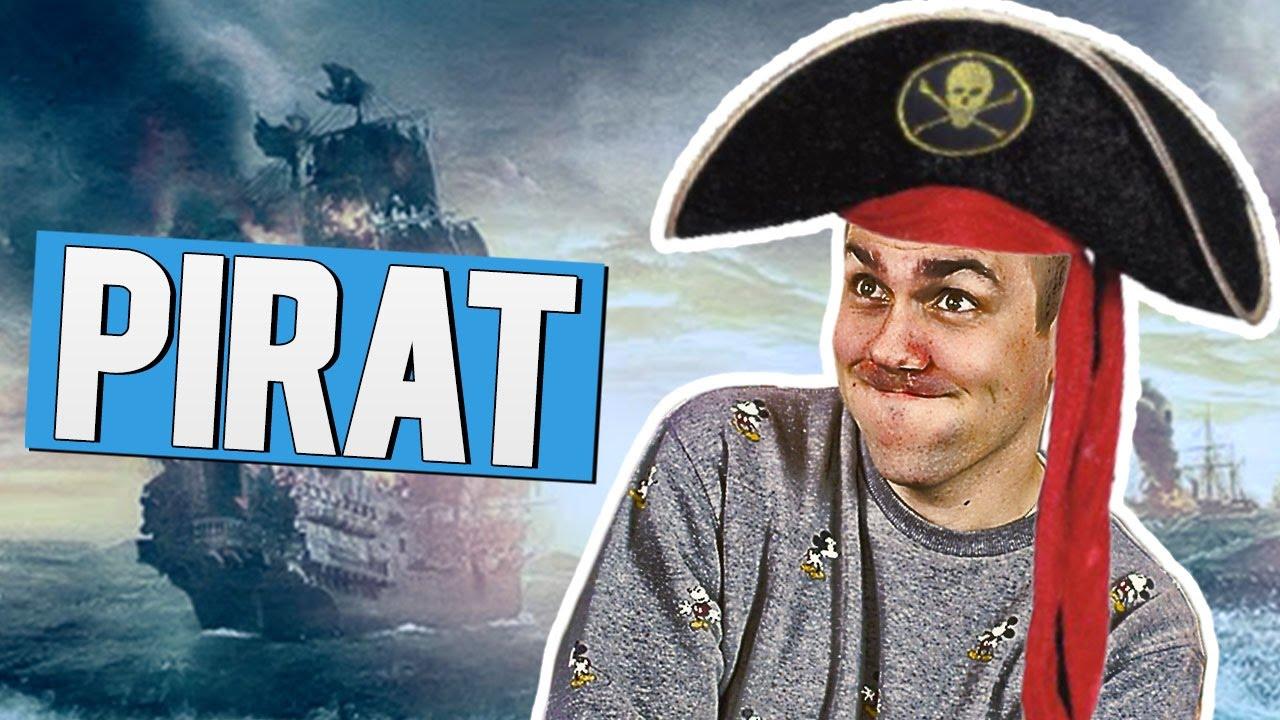pirat spill