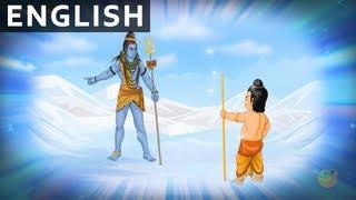 Birth Of Ganesha - Ganesha In English - Animated / Cartoon Stories For Kids