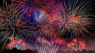 سويسرا حفل رائع                               feu d'artifice geneve