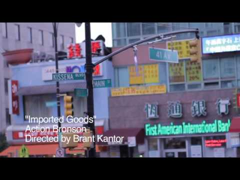 Action Bronson - Imported Goods