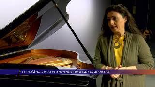 Yvelines | Le théâtre des Arcades de Buc a fait peau neuve