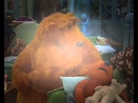 Nalle Har Ett Stort Blått Hus The Big Sleep Svenska