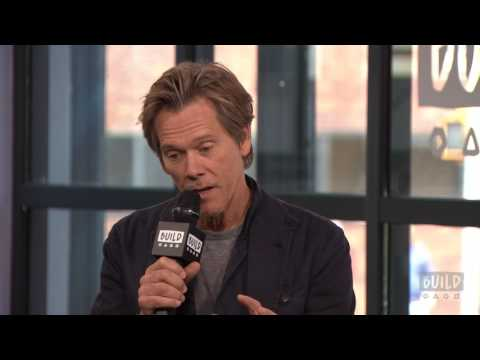 "Kevin Bacon Speaks On His New TV Show ""I Love Dick"""