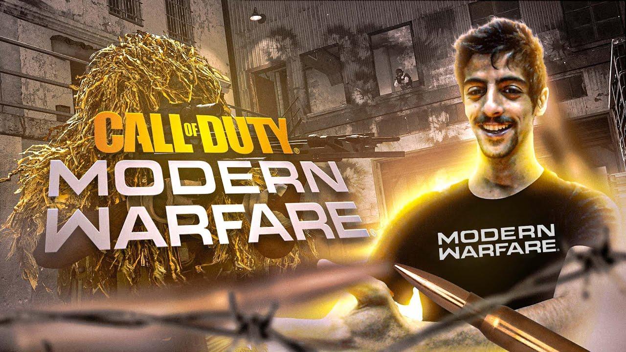 سيرش اند دستروي : Call Of Duty Modern Warfare