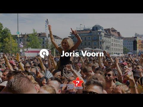 Joris Voorn @ Zurich Street Parade 2018 (BE-AT.TV)
