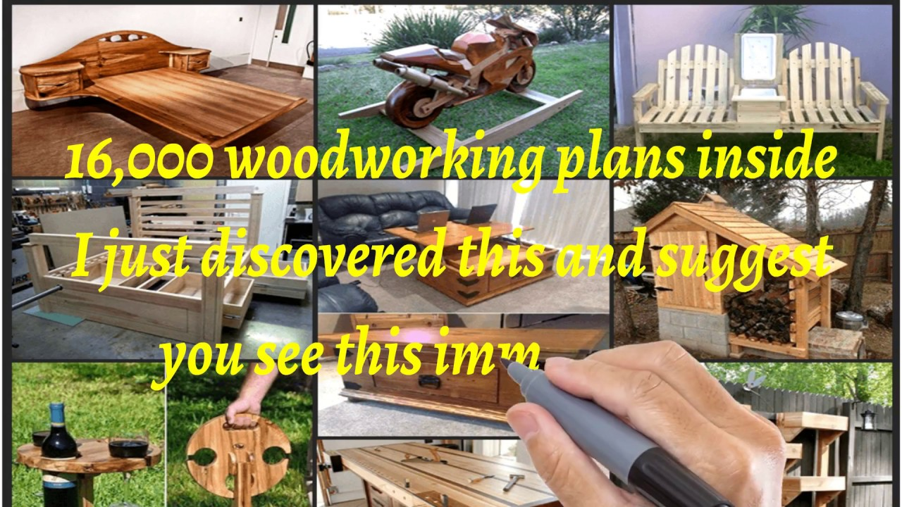 Tedswoodworking 16 000 Woodworking Project Youtube
