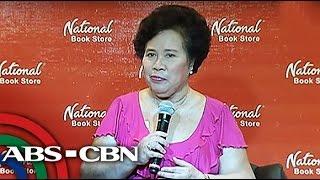 TV Patrol: Miriam, sasabak muli sa presidential elections