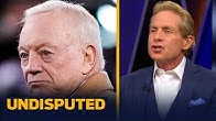 Skip Bayless thinks Jerry Jones is to blame for struggles of the Dallas Cowboys | NFL | UNDISPUTED