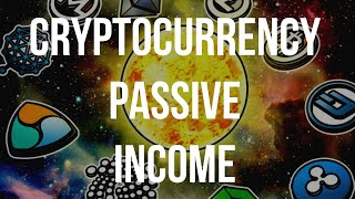 Cryptocurrency Passive Income 2019