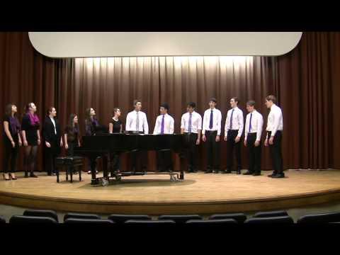 Deep River - Pioneer Choraliers