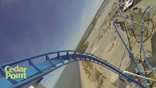 GateKeeper REAL POV Cedar Point