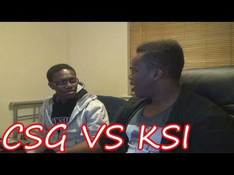 CSG VS KSI | Injustice
