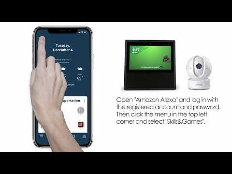 How to connect ANNKE Nova APP to your wifi network by Annke