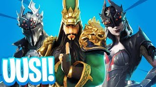 "NEW BLACK KNIGHT V2 COMING SOON! -All new skins & Mappi Innovations! -""Fortnite News"" English"