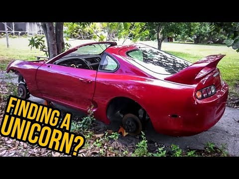 Can You Still Find A Super Cheap MKIV Toyota Supra?- Ask Tavarish Ep 1