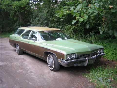 1972 buick estate wagon - YouTube