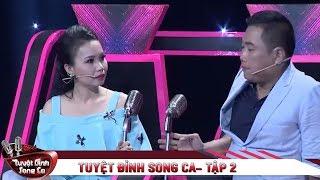 Cẩm Ly khen thí sinh đẹp trai ngay trên sân khấu Tuyệt Đỉnh Song Ca | Tuyệt Đỉnh Song Ca Tập 2
