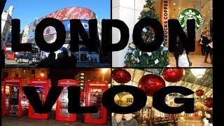 London Vlog 2013 Soldes Et Réveillon