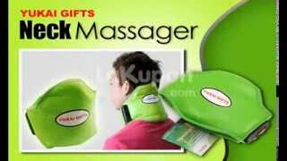 Массажер для шеи YUKAI GIFTS NECK MASSAGER(Купить в магазине AgmaShop с доставкой по всей России: http://agmashop.ru/item/1841-massazher-dlya-shei-yukai-gifts-neck-massager 8-495-777-96-89 ..., 2013-12-07T07:04:51.000Z)