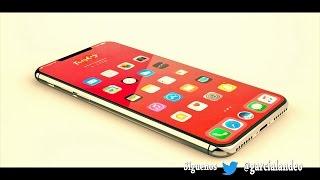 Nuevo Iphone 8 Diseño Final. Espionaje Tecnologico