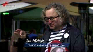 Host festivalu Jan Hřebejk