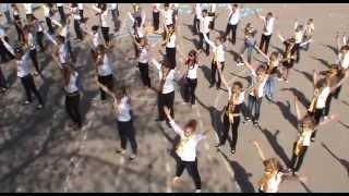 Флешмоб 21 школа