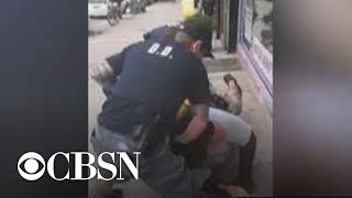 Feds won't charge officer in Garner chokehold death