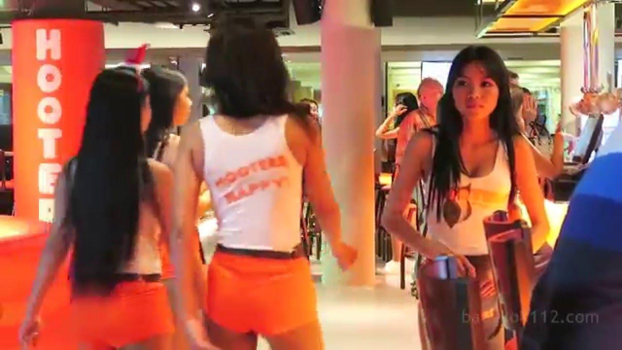 Hooters Bar Bangkok