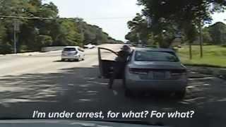 BLACK IN AMERICA IN THE EYES OF THE POLICE