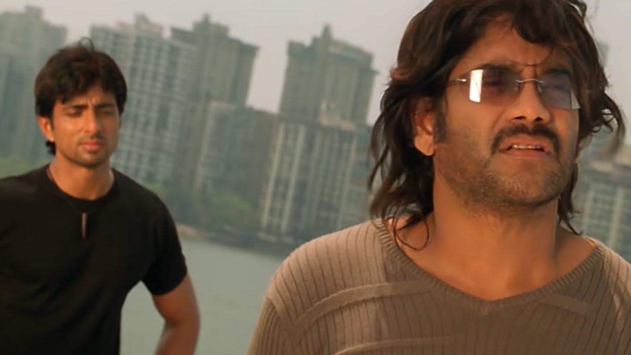 Download मैं उससे शादी नहीं कर सकता   Robbery (2006) (HD) - Part 4   Nagarjuna, Ayesha Takia, Sonu Sood