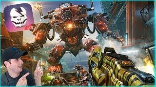 Shadowgun Legends - I GOT THE BETA - My first gameplay...