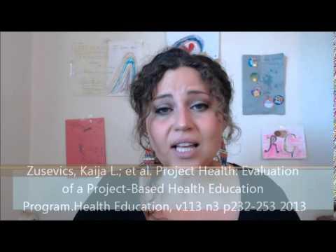 Wellness and Health Education