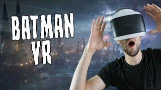 Batman Arkham VR   💥ICH BIN BATMAN 💥   Lets Play VR # 3 [Livestream] [Facecam]