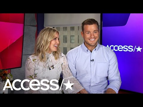 'Bachelor' Colton Underwood & Cassie Love Having Caelynn Live In Their Building: 'It's Not Awkward'